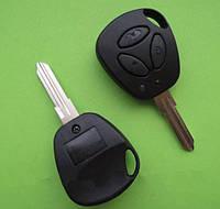 Lada - remote key 433Mhz 3 кнопки, LD1 (Priora) Оригинал