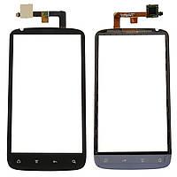 Сенсор (Touch screen) HTC Z710e/ G14 Sensation черный