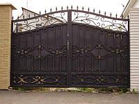 Реставрация, ремонт, регулировка ворот Киев