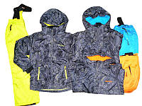 Костюм лыжный для мальчика, Glostory, размеры 134/140,146/152,158/164,170 р арт. BXT-6859