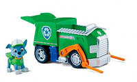 "Рокки, Щенячий патруль, спасательный автомобиль с фигуркой,(Rocky""s Recycling Truck, Vehicle and Figure)  PAW Patrol"