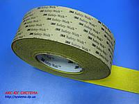 3M™ Safety-Walk™ General Purpose  - Противоскользящая лента средней зернистости, Желтая 51мм  х 18,3 м