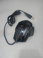 Компьютерная геймерская мышка Jedel GM-700 проводная черная