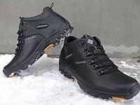 Зимние кожаные ботинки Columbia в 49