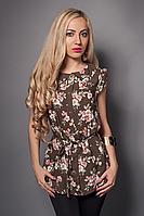 Романтичная женская летняя рубашка