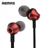 Наушники Remax RM-610D красный, фото 1