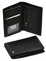 Кожаный мужской клатч, кошелек, портмоне Dr Bond. (натуральная кожа)