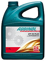 Масло трансмиссионное Addinol ATF XN PLUS 4л