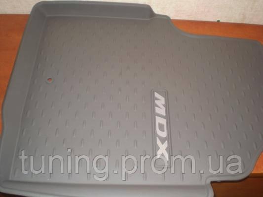 Коврики в салон резиновые Acura MDX 2007-2013