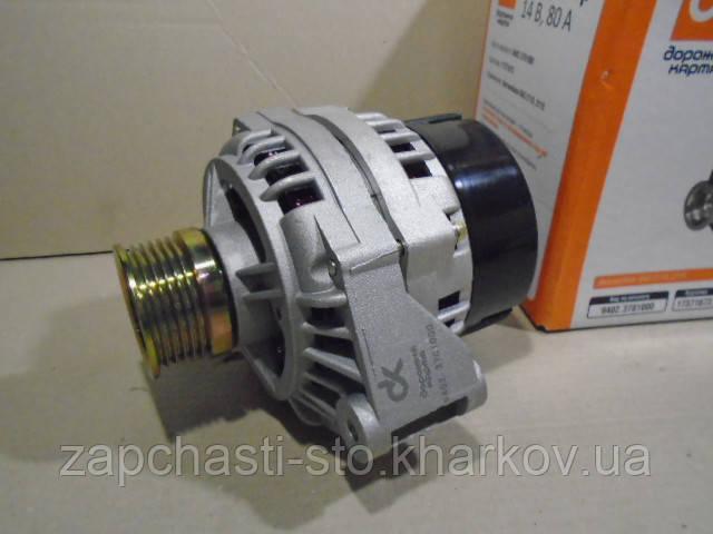 Генератор ВАЗ 2109-10-15i 80A ДК