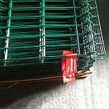 Секційний паркан з зварної сітки ПВХ Прикриє™, фото 6