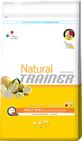 TRAINER® NATURAL ADULT MINI With Chicken Rice & Aloe Vera-2кг
