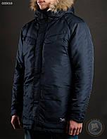 Зимняя куртка (парка) Staff - Compot Dark blue Art. GZ0019 (тёмно-синий)