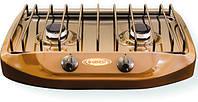 Плита настольная газовая GEFEST-ПГ 700-02, цв. коричневый