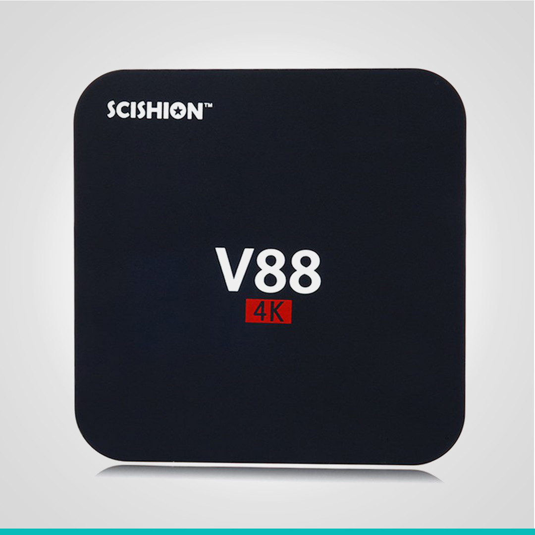 Smart TV Box SCISHION V88 1Gb/8Gb