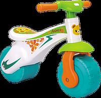 """Игрушка Huile Toys """"Беговел"""" зеленый (2102-Green)"""