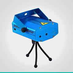 Проектор лазер-шоу 6 в 1