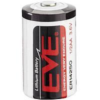 Батарейка литиевая EVE ER14250, 1/2 AA