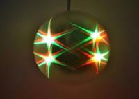 Светодиодный шар LED Ball star light RGB, IP20