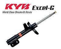 Амортизатор передний Kia Rio II (JB) (03.2005-2011) Kayaba Excel-G газомасляный левый 333517