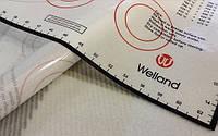 Силиконовый коврик №4 для выпечки 64 см