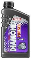 Масло моторное TEBOIL Diamond DIESEL 5w40 1л CF/SL A3/B4 C3 VW 505