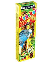 Крекеры для волнистых попугаев фруктовый Vitakraft (Витакрафт)