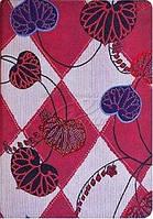 Блокнот на резинке Nagoya Obi, 80 листов, мiх: 4 дизайна
