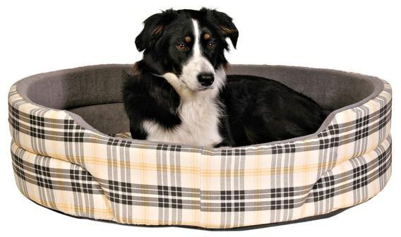 """Лежак для собак """"Lucky""""  Trixie, 75х65 см"""