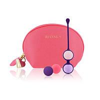 Набор вагинальных шариков Rianne S Pussy Playballs, фото 1