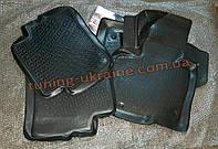 Коврики в салон полиуретановые LadaLoker 4шт. для ВАЗ 2113 2004-2013