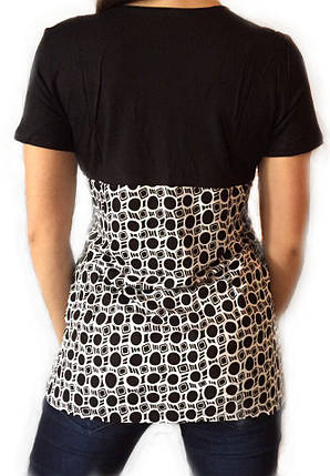 Женская туника с коротким рукавом , фото 2
