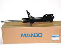 Амортизатор передний Hyundai Accent (MC) (11.2005-) газомасляный левый EX546501E100 (производитель Mando)