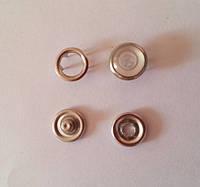 Кнопка 9,5 мм в виде пуговки