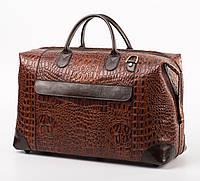 Кожаная   дорожная   сумка        SL 843