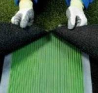 Лента для склеивания травы искуственной - Ultrabond Turf Tape 100 300м Mapei
