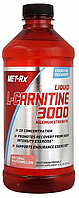 L-Карнитин MET-RX L-Carnitine 3000 mg Liquid 473ml