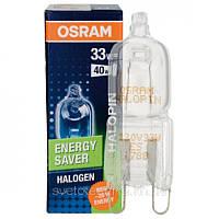 Лампа капсульная галогеновая G-9 Osram 40w