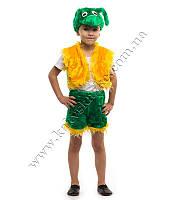 Карнавальный костюм кузнечика детский мех