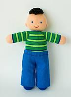 Кукла Папа экологическая игрушка