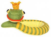 Кукла Змейка экологичная игрушка