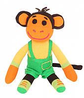 Кукла Обезьянка без кармана экологичная игрушка