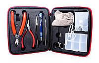 Набор для обслуживания электронных сигарет DIY Tool kit V1
