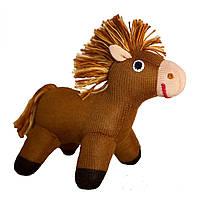 Лошадка Гаврюша экологичная игрушка