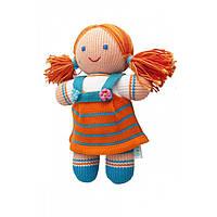 Кукла Девочка экологичная игрушка