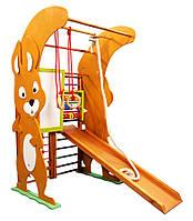 Детский спортивный комплекс для дома «Белочка»
