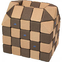 Мягкие магнитные кубики Jolly Heap