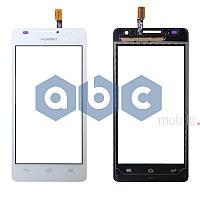 Сенсор Huawei Ascend G510 U8951D белый