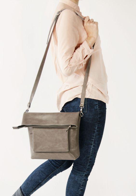 купить женскую сумку через плечо недорого в интернет магазине Gofashion