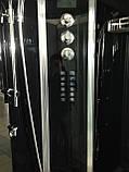 Гидромассажный бокс Grandehome WS103R/S6 правосторонний (чёрные задние стенки), 1200х900х2240 мм, фото 5